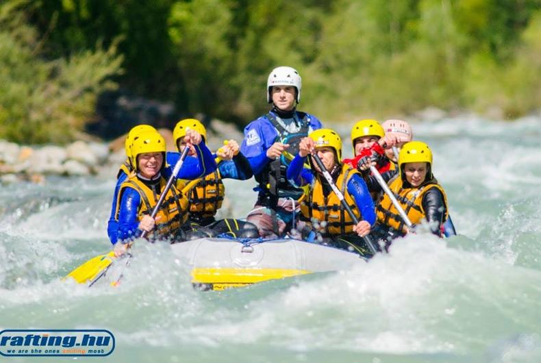 Rafting programok mindenkinek