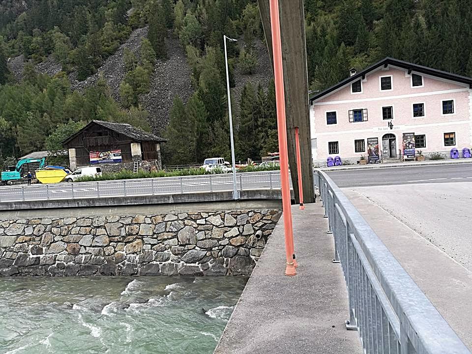 Rafting.hu bázis építkezés rafting ausztria