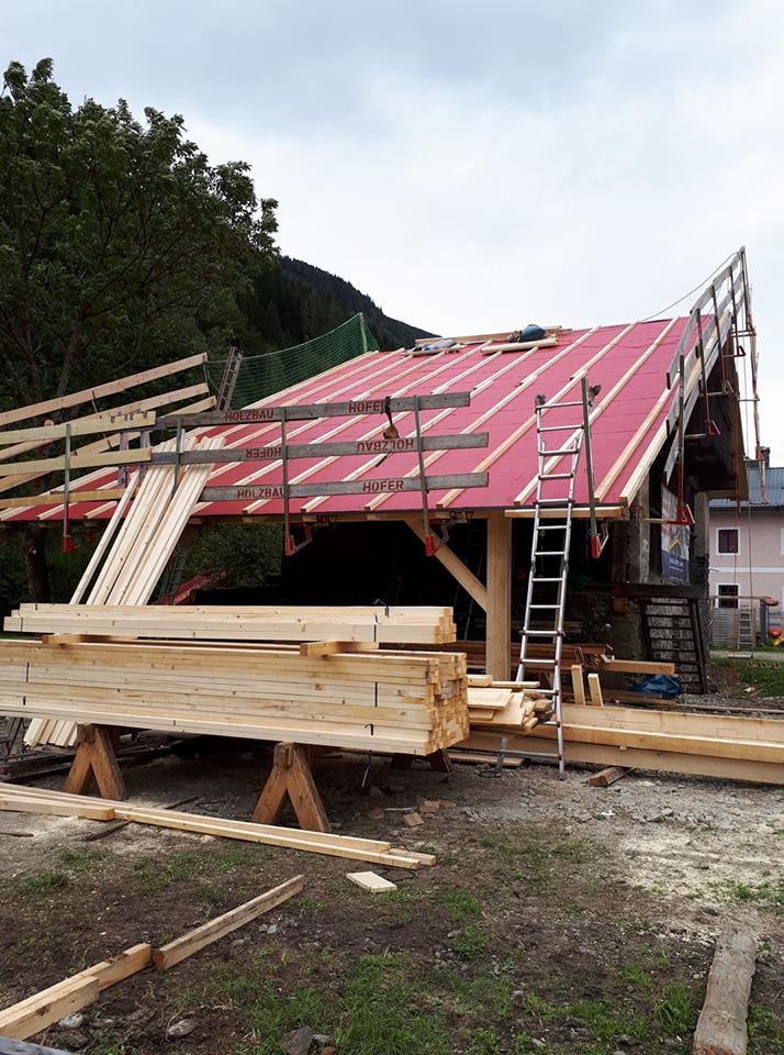 rafting.hu bázis építés rafting ausztria 4